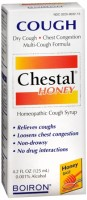 Boiron Cough Chestal Honey Syrup 4.20 oz [306969032152]