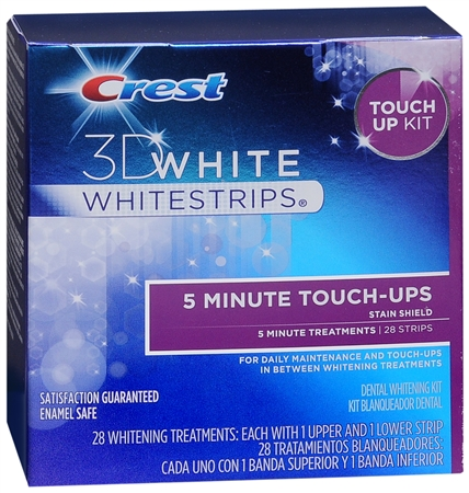 Crest 3D White Whitestrips Stain Shield 28 Each StocknGo