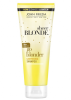 John Frieda sheer blonde Go Blonder Lightening Shampoo 8.45 oz [717226155413]
