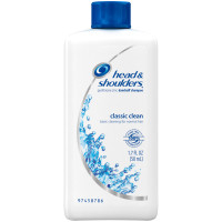 Head & Shoulders Classic Clean Dandruff Shampoo 1.70 oz [037000446491]