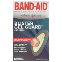BAND-AID Advanced Healing Bandages Blister 6 Each [381370044888]
