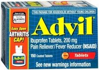 Advil Tablets Easy Open Arthritis Cap 150 Tablets [305730154352]