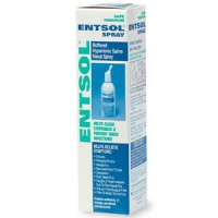 ENTSOL Spray, Buffered Hypertonic Saline Nasal Spray 100 ml [310337311107]