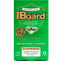 FDgard Irritable Bowel Syndrome Capsules 12 ea [369266000125]
