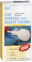 Cara Ear Syringe With Safety Guard No. 19 1 Each [038056000194]