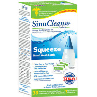 SinuCleanse Squeeze Nasal Wash 1 Each [646011001041]