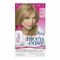 Nice 'n Easy Nice'n Easy Color Blend Foam Permanent Haircolor 9 Light Blonde 1 Each [381519050459]