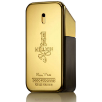 1 Million by Paco Rabanne 1 Million Eau de Toilette Natural Spray for Men 1.70 oz [3349666007891]