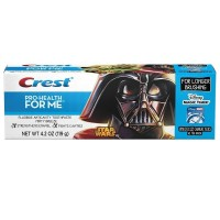 Crest  Pro-Health JR. Star Wars Toothpaste, Minty Breeze 4.2 oz [037000919780]