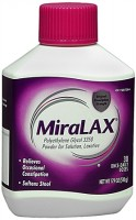 MiraLAX Powder 17.90 oz [041100820716]
