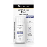 Neutrogena Pure & Free Liquid Daily Sunscreen SPF 50 1.40 oz [086800860419]