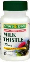Nature's Bounty Milk Thistle 175 mg Capsules 50 Capsules [074312034909]