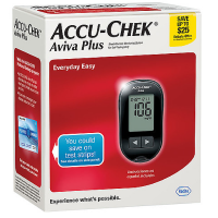 ACCU-CHEK Aviva Diabetes Monitoring Kit 1 Each [365702101104]