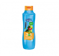 Suave Kids 3-in-1 Shampoo, Conditioner & Body Wash, Splashing Apple Toss 22.5 oz [079400351883]