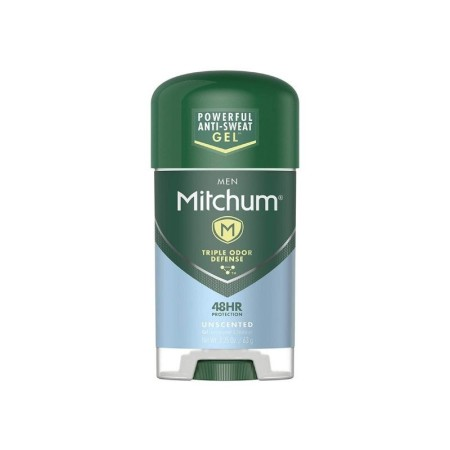 Mitchum Power Gel Anti-Perspirant Deodorant Unscented 2.25 oz [309973155008]