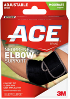 ACE Elbow Support One Size 1 Each [051131198050]