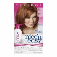 Nice 'n Easy Nice'n Easy Color Blend Foam Permanent Haircolor 6R Light Auburn 1 Each [381519050398]