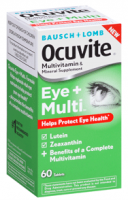 Bausch & Lomb Ocuvite Multi for Eyes, Tablets 60 ea [324208735107]
