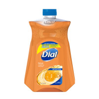 Dial Gold Antibacterial Hand Soap with Moisturizer, Refill 52 oz [017000988702]