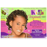Africa's Best Kids Originals, Natural Conditioning Relaxer System with Scalp Guard 1 Ea [034285561000]