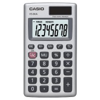 Casio Basic 8-Digit Calculator 1 ea [079767175870]