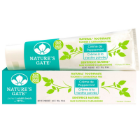 Nature's Gate Natural Toothpaste, Creme De Peppermint 6 oz [078347001547]
