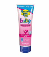 Banana Boat Baby Sunscreen Lotion SPF 50 8 oz [079656008661]