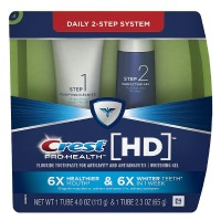 Crest Pro-Health HD Daily Two-Step Toothpaste System 1 ea [037000877349]