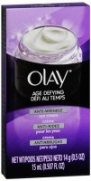 OLAY Age Defying Anti-Wrinkle Eye Cream 0.50 oz [075609026003]