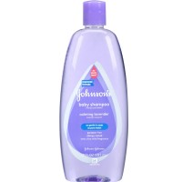 JOHNSON'S Baby Shampoo Calming Lavender 20 oz [381370037750]