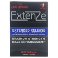 ExtenZe Maximum Strength Male Enhancement, Extended Release Capsules 30 ea [846345000103]