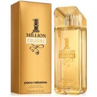 1 Million Cologne By Paco Rabanne Eau de Toilette For Men 4.2 oz [3349668530045]