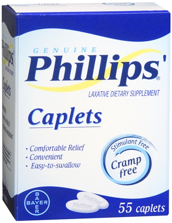 Phillips' Caplets 55 Caplets [312843520820]