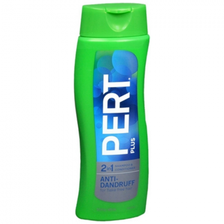 Pert Plus 2 in 1 Shampoo + Conditioner Dandruff Control 13.50 oz [883484333563]
