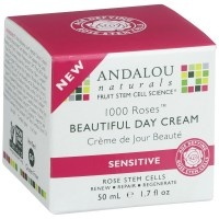 Andalou Naturals 1000 Roses Beautiful Day Cream 1.7 oz [859975020069]