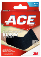 ACE Elasto-Preene Elbow Support SM/MD 1 Each [051131203938]