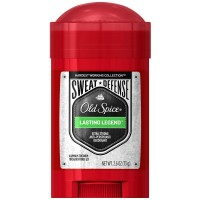 Old Spice Hardest Working Collection Sweat Defense Anti-Perspirant & Deodorant, Lasting Legend 2.60 oz [037000944690]