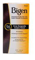 Bigen Permanent Powder Hair Color 96 Deep Burgundy 1 ea [033859905967]