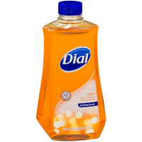 Dial Antibacterial Liquid Hand Soap with Moisturizer, Gold 32 oz [017000092126]