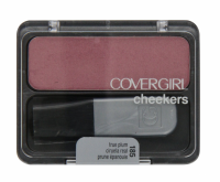 CoverGirl  Cheekers Blush, True Plum [185] 0.12 oz [061972053746]