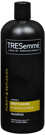 TRESemme Deep Cleansing Shampoo Vitamin C 32 oz [022400641003]