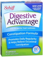 Digestive Advantage Daily Constipation Formula Capsules 30 Capsules [815066001461]