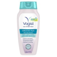 Vagisil Sensitive Plus Moisturizing Wash 12 oz [011509060280]