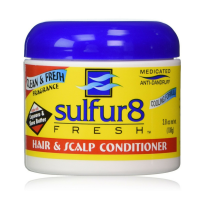Sulfur8 Fresh Medicated Hair & Scalp Conditioner, 3.8 oz [075610470109]