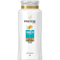 Pantene Pro-V Smooth & Sleek, 2 in 1 Shampoo & Conditioner 25.4 oz [080878042609]