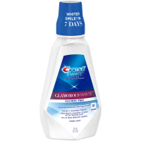Crest 3D White Multi-Care Whitening Rinse Fresh Mint 473 mL [037000089865]