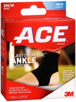 ACE Ankle Support SM/MD 1 Each [382902075257]