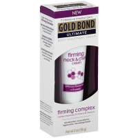 Gold Bond Ultimate Firming Neck & Chest Cream, Fragrance Free 2 oz [041167043202]