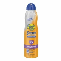 Banana Boat Sport Performance Continuous Spray Sunscreen, SPF 15 6 oz [079656031775]