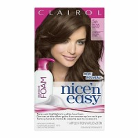 Nice 'n Easy Nice'n Easy Color Blend Foam Permanent Haircolor 5G Medium Golden Brown 1 Each [381519050336]